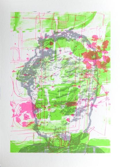 Siebdruck 12.06.2015 Bild: Johanna Bossart